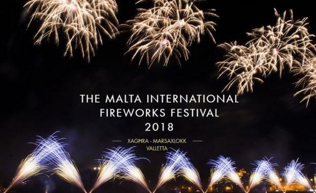 Malta International Fireworks Festival XVII edizione